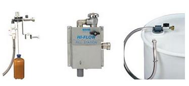 Industrial Drum Amp High Volume Chemical Dispensers Raytech